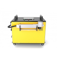 China 60W Laser Rust Removal High Speed Fiber Laser Cleaning Machine wholesale