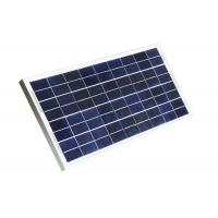 China Environmental Friendly Solar Electric Panels , High Efficiency Solar Power Panels wholesale