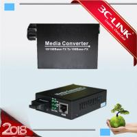 China 10/100M WDM Converter RJ-45 Fiber Optic mini Medioa Converter sfp module on sale