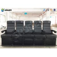 China 4D Movie Theater Capacity 5 People Per Seat wholesale
