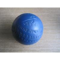 China Beach / Custom Promotional Stress Balls with Good Elasticity Colorful PU Material wholesale