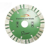 China Wet And Dry Cutting Diamond Saw Blade 4 - 8 Inches For Porcerlain / Ceramic Tile wholesale