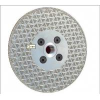 China Electroplated Blade 125mm D2E wholesale