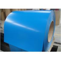 China Al - Mg - Mn 3004 Color Coated alloy Aluminum Coil with PE / PVDF wholesale