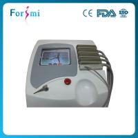 China Lipo Laser Slimming Machine wavelength 650nm & 940nm Fuse 5A Energy Output 200nw wholesale