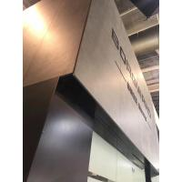 Quality High Strength Exterior Fiber Cement Board Wall Panels Waterproof 1.5g / Cm3 for sale