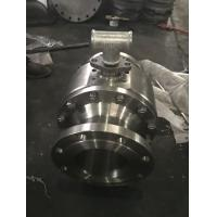 China WCB Or Froged Steel API 6D Ball Valve , Cast Steel Ball Valve A105 Body 150lb wholesale