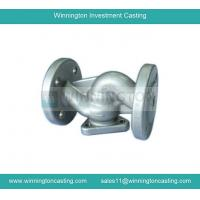 Buy cheap Valve body precision investment casting CNC machining capacity electro polished from wholesalers