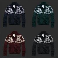 China A F / Hollister design men woven sweater cashmere sweater wholesale