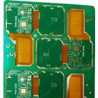 China Rigid Flex Combined PCB Multilayer Printed Board Polyimide Material Lead Free HASL Surface Finishing  CE Rohs Standard wholesale