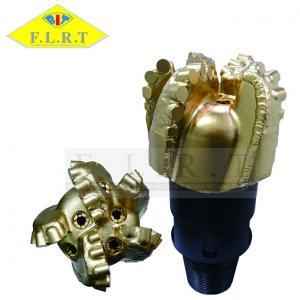 China Steel Body PDC Diamond Bit , Polycrystalline Diamond Compact Bit 12 1/4 FS19053I wholesale