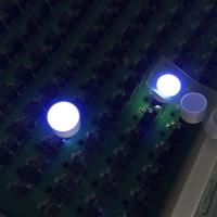 Buy cheap Round 0805 SMD LED chips super single,bi-colors led flat led dispaly from wholesalers