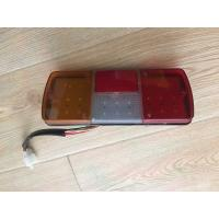 China Direction Indicator Lamp Electric Rickshaw Parts Three Wheel Tricycle Parts Tail Light wholesale