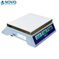 China Portable Accurate Digital Scale Table Top Stainless Steel Covered Frame wholesale