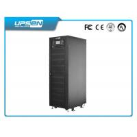 China High Frequency Double Conversion Online UPS  40kVA 60kVA 80kVA With History Log wholesale