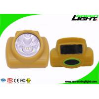 China Water Proof LED Miners Cap Lamp Explosion Proof 100000 Hours Life Span wholesale