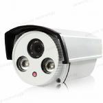 "HIKVISION 1/3"" CMOS 1000TVL cctv system ARRAY metal bullet CCTV camera IR-CUT"