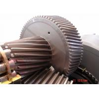 China Carbon Steel SS Open Die Forging Planetary Gear DIN GB , Motorcycle Gear Forged wholesale