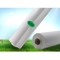 China White Stencil Cleaning Rolls , SMT Stencil Paper Roll For Machine Clean wholesale