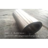 China 10CrMo9-10 1.7380 Steel Sleeves Quenced And Tempered Heat Treatment  Proof Machining wholesale