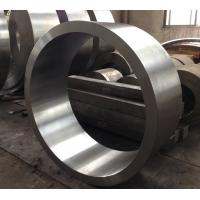 Quality Ring Forging Open Die Gear ASTM / EN / ISO Steel Flange Reducer Mining Machinery for sale