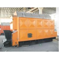 China Water Heating Chain Grate Wood Fired Steam Boiler For Petrochemical , 15 Ton wholesale