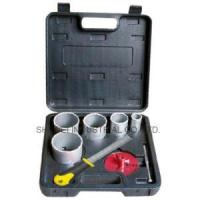 China 8PC Tungsten Grit Hole Saw Set wholesale