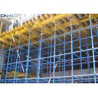 China Shoring Scaffolding Systems Cuplock System Scaffolding Painted / Galvanized Surface Treatment wholesale