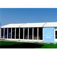 China Custom Made Party Event Marquee Tents Flame Retardant Hop - Dip Galvanized wholesale