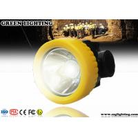 China 3.7V Wireless LED Mining Lamp With 2.2Ah Rechargeable Li-Ion Battery wholesale