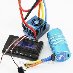 China Combo-M6B blue Hobbywing Xerun Sensored Brushless System 150A 4274 2200KV on sale