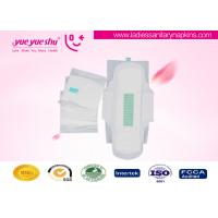 China High Grade 290mm Anion Sanitary Napkin For Ladies Menstrual Period wholesale