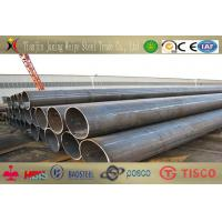China EN10219 Welded Steel Pipes ASTM A53 235MPa-500MPa For Water Transportation wholesale