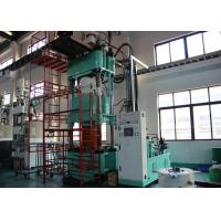 Buy cheap 800 Ton Low Bed Structure Tyre Curing Bladder Molding Machine , Antomotive Tyre Bladder Manufacturing Equipment from wholesalers