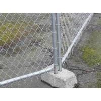 Buy cheap Galvanized Chain Link Fence,2.5-5.0mm,75x100mm,50x150mm from wholesalers