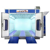 Wholesale Car Maintenance, Painting, Auto Spray Booth With Exhaust fan and intake fan WD-20 from china suppliers