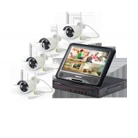 China 10.1 Inch LCD wifi NVR Kits Camera wholesale