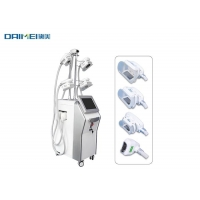 China Vertical 4 Cryo Handles Work At The Same Time Cryolipolysis Device Body Sculpt Slimming wholesale