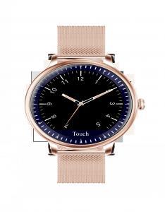 "China Ladies Music Remote Control 1.08"" Smart Wristband Sleep Monitor wholesale"