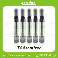 China Elikecig T4 Atomizer with Replaceable Coil Head 510/Ego Thread wholesale