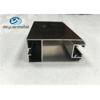 China Machinable Anodized Aluminium Extrusion Profiles ISO 9001 Anodized Aluminum Profile wholesale
