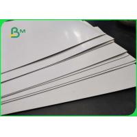 China One Side Coated And Glossy Folding  Box Board 250 / 300 / 350g For Making Name Card wholesale