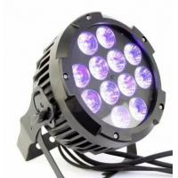 Buy cheap High Quality Outdoor Waterproof 12pcs*18w 6in1 RGBWA uv Led  Wash Slim Par Light from wholesalers
