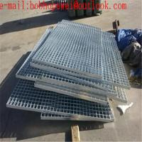 China Steel Drain Cover/ Galvanized Steel Grid/ Manhole Cover/Serrated Safety Stainless Steel Grid / Grille Grates wholesale