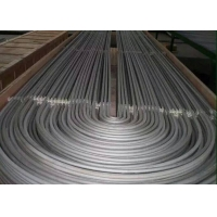 China Customized Pickling ERW EFW Seamless SS316 U Bend Tube for industry on sale