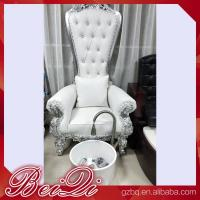 China 2017 Newest alon manicure pedicure equipment wholesale foot spa chair pedicure king throne wholesale