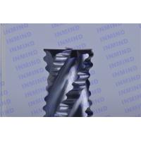 China AlTiN Coated Milling Machine Tool Bits , Middle Speed Aluminum Cutting End Mills wholesale