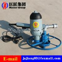 China 1500W electric drilling rig machine Portable small water well drilling rig for sale wholesale