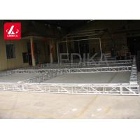 China 400x400mm Aluminum Square Truss For Background Decoration / Exhibition Display on sale