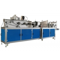 China Factory Price Non Woven Fabric Disposable Surgical Doctor Cap Making Machine wholesale